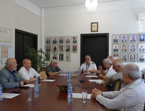 Съвет на професорите бе учреден в Морско училище