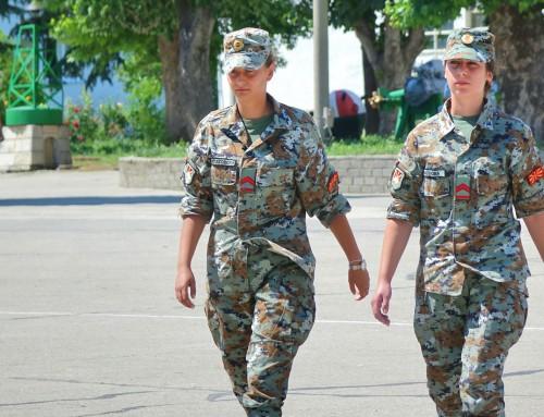 Морско училище изпрати курсантите от Северна Македония