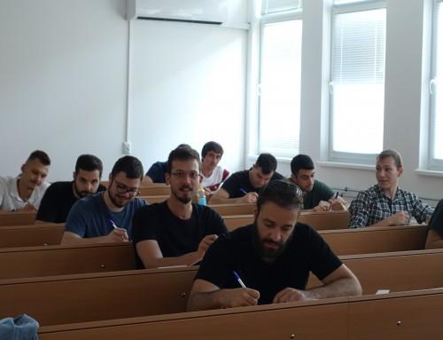 """Започнаха държавните изпити на гръцките обучаеми във ВВМУ """"Н. Й. Вапцаров"""""""