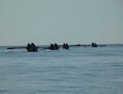 Курсанти от Морско училище участваха в гребно-ветроходен поход