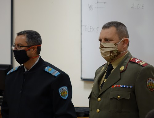 Главните сержанти на Българската армия и Съвместното командване на силите се срещнаха с кадети от Старшинския колеж