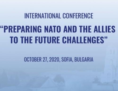Морско училище – съорганизатор на конференция за новите предизвикателства пред НАТО