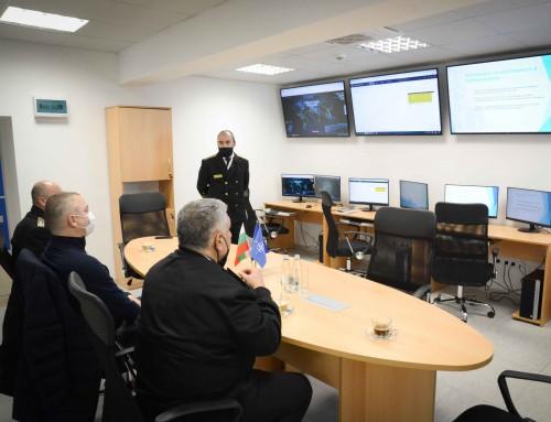 Кметът на Варна посети Морско училище