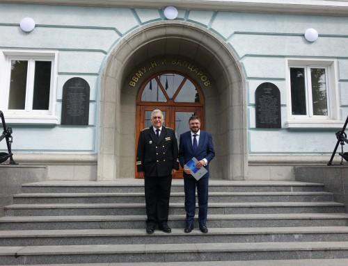 Морско училище и БТА подписаха договор за сътрудничество