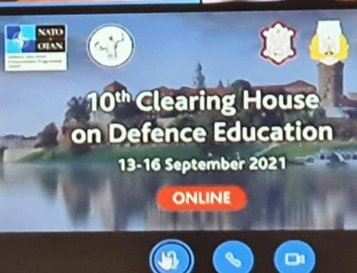 Участие в Годишна отчетна среща на програмата на НАТО DEEP