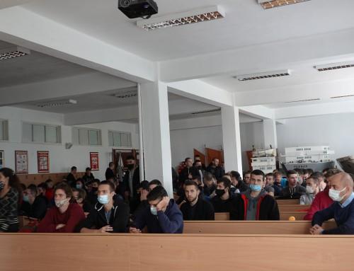 """""""Стамко"""" представи дейността си пред студенти от Морско училище"""